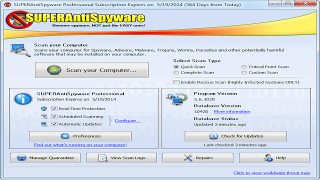 Your First Look at SUPERAntiSpyware 5.6, First Major Update Since 2011