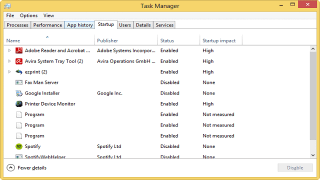 Manage Your Startup Apps Effectively in Windows 8