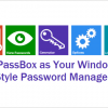 Permalink To Metro-Styled PassBox is a Feature Rich Password Manager for Windows 8