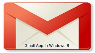 How to Use Gmail Touch in Windows 8
