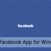 Official Facebook App Comes to Windows 8.1 – It's Beautiful, Sleek and Packed With Features