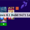 Windows 8.1 Build 9471 Leaked – Here's What's New