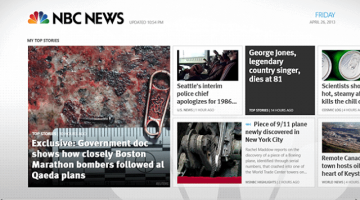 Windows 8 App Roundup: All the News That's Fit to Print