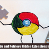 Permalink To How to Hide and Retrieve Hidden Extensions in Google Chrome