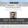 Jarte Word Processor Is Your Alternative Word Processor