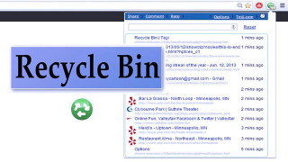 Resurrect Lost Tabs with the Recycle Bin App for Chrome