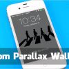 How To Create an Awesome Parallax Wallpaper For Your iOS Device