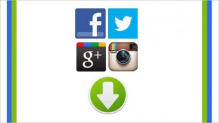 Back Up Social Networks: Facebook, Twitter, Google+ & Instagram