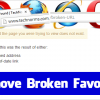 Find and Remove Broken Links From Favorites in Chrome, Firefox, IE or Opera