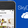 SkyDrive for iOS Updated With the iOS 7 Look, Comes With Camera Backup Feature Like Dropbox