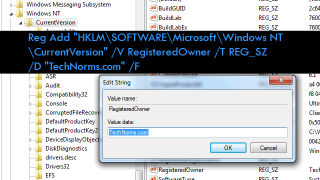 Change the Registered Owner of Windows with This Registry Tweak