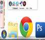Permalink To Dock Your Favorite Items On the Desktop with ObjectDock