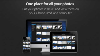Sync and Share Your Photos with Adobe Revel