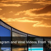 2 Awesome Sites to Watch Popular Instagram and Vine Videos Online