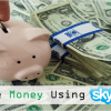 Simple Tips to Save Money Using Skype