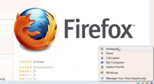 Easily Access Functions and Apps in Firefox or Chrome