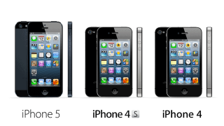 iPhone 4 vs. iPhone 4S vs. iPhone 5: The Ultimate Showdown