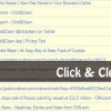 Click & Clean Helps You Manage Privacy and Delete Browsing History in Chrome