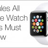 Permalink To 5 Rules All Apple Watch Apps Must Follow During Design and Development
