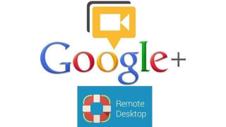 Google+ Adds Remote Desktop Hangout App