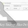 Permalink To How To Encrypt Files and Folders with Ease, Even Portably, Using Silver Key