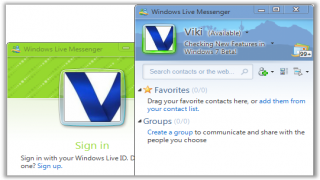 Sign in with Different IDs and use Multiple Instances of Windows Live Messenger on same Computer