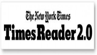 Get New York Times On Your Desktop With The New Times Reader 2.0 App – Its Your Digital Newspaper