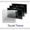 Windows 7 Bike Themes : Ducati Theme for Windows