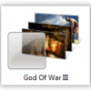 God Of War III Theme for Windows 7 and Windows 8