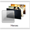 Windows 7 Themes : Heroes TV Series Theme For Windows