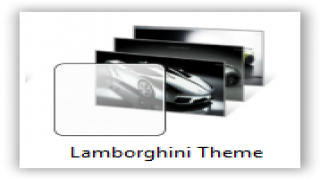 Windows 7 Themes : Lamborghini Theme For Windows [Car Themes]
