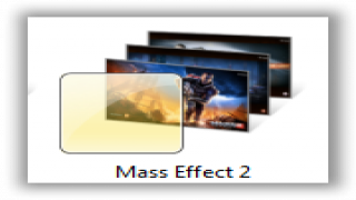 Windows 7 Game Themes : Mass Effect 2 Theme for Windows