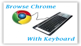 Keyboard Navigation Lets You Easily Browse Webpages In Chrome With Keyboard
