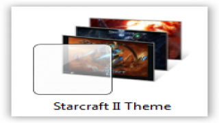 Windows 7 Game Themes : StarCraft II Theme For Windows