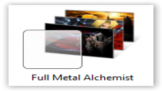 Windows 7 Themes : Full Metal Alchemist Theme [Anime Themes]