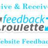 Feedback Roulette – Fun Way To Get Feedback For Your Website