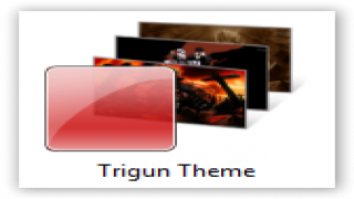 Windows 7 Themes : Trigun Theme For Windows [Anime Themes]