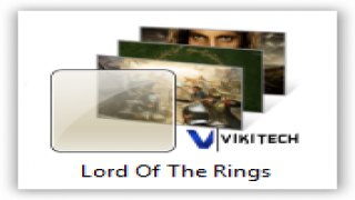 Lord Of The Rings Theme For Windows 7 and Windows 8 [Exclusive Movie Themes]