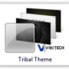 Tribal Arts Theme For Windows 7 and Windows 8 [Exclusive Abstract Themes]