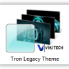 Windows 7 Themes: Tron Legacy Theme For Windows [Movie Themes]