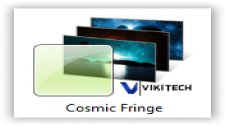 Windows 7 Themes: Cosmic Fringe Theme For Windows [Exclusive Abstract Themes]