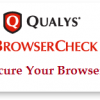 Check the State Of Security Of Your Browser With Qualys BrowserCheck [Security Tips]