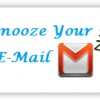 Create To-Do Alerts and Alarms from your e-mails with Snooze Your E-mail