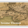 Google Chrome Themes : Lord Of The Rings [Chrome Movie Themes]
