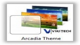 Arcadia Theme for Windows 7 and Windows 8 [Exclusive Artist Theme]
