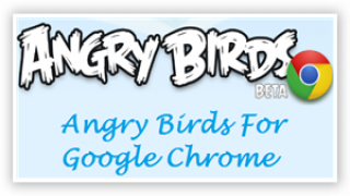 Now Play Angry Birds Online In Chrome And Other Browsers [Fun n Games]