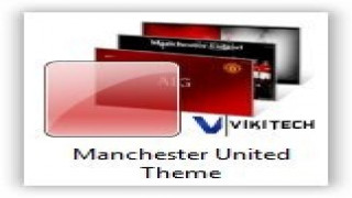 Windows 7 Themes : Manchester United FC Theme For Windows [Sports Themes]