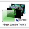 Windows 7 Themes: Green Lantern Theme for Windows [Movie Themes]