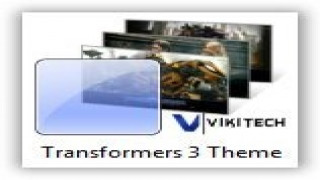 Transformers 3 Theme for Windows 7 and Windows 8 [Exclusive Movie Theme]