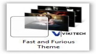 Windows 7 Themes: Fast and Furious Theme for Windows [Movie Themes]